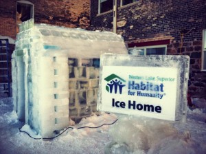 Habitat for Humanity Ice House